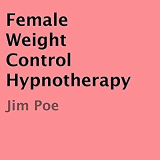 Female Weight Control Hypnotherapy cover art