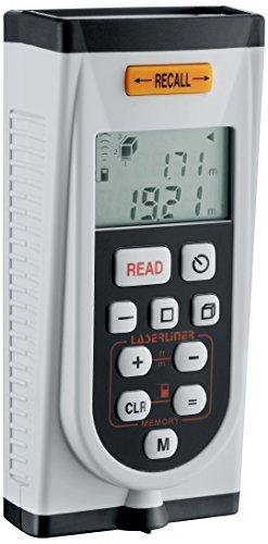 Laserliner MeterMaster Pro Classic Ultrasone afstandsmeter