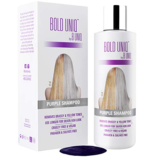 Purple Shampoo for Blonde Hair: Blonde...