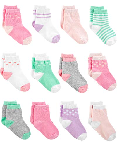 Simple Joys by Carter's Baby 12 unidades calcetines