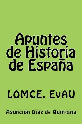Apuntes de Historia de Espana: Resúmenes. 2º Bachiller: Resúmenes. 2° Bachiller
