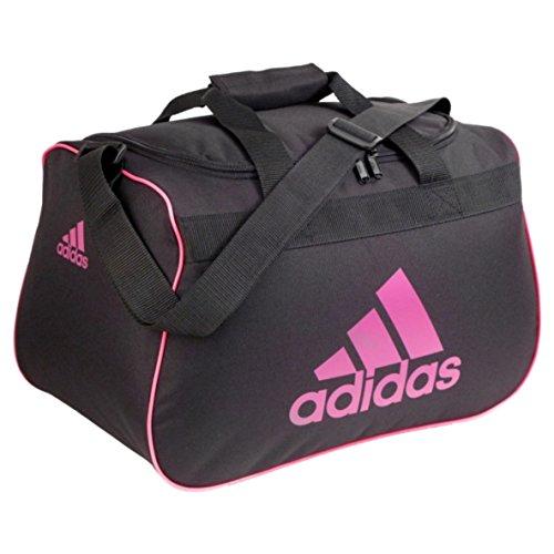 adidas Diablo Duffel Small (Black/Intense Pink)