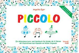 Piccolo - Lern + Spielbuch. Akkordeon