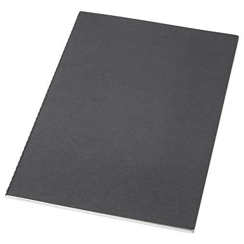FULLFOLJA Notizbuch, 26 x 18 cm, Schwarz
