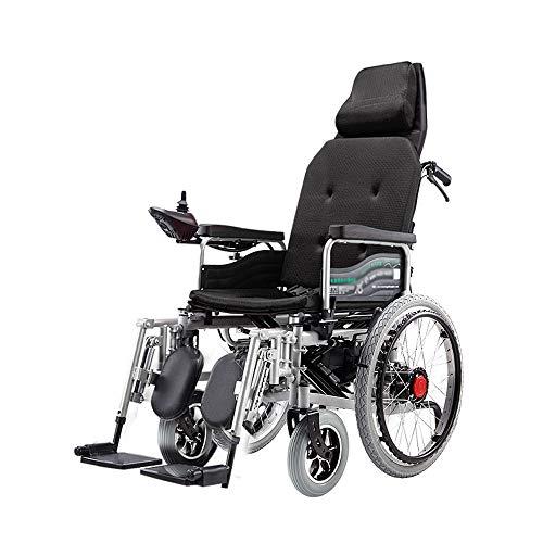 Sedia a rotelle Sedia a rotelle elettrica, Sedia a rotelle per Anziani,...