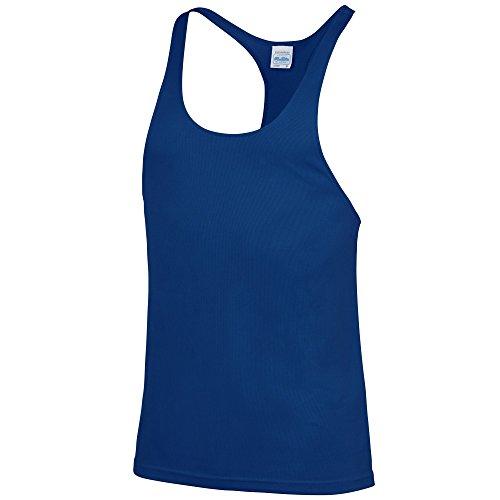 Awdis Just Cool - Débardeur Sport - Homme (M) (Bleu Roi)