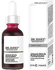 DR.DAVEY AHA 30 + BHA 2 Peeling Solution 30ml