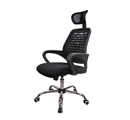 Canyi Z Computer Stuhl Büro Schwarz Pulley Bürostuhl Multifunktionale Bund Mesh Stuhl Swivel Lift Konferenzstuhl