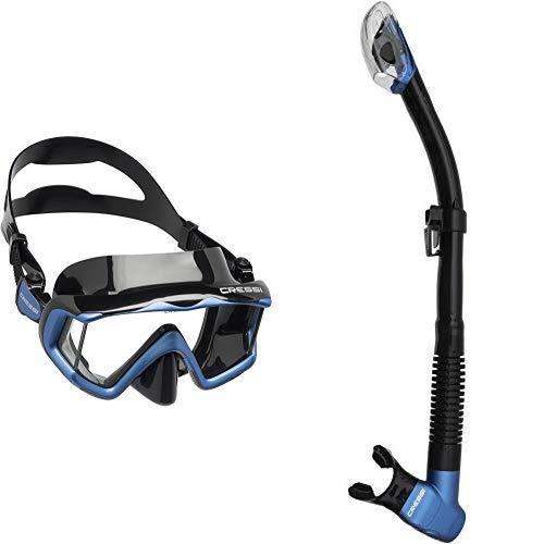 Cressi Liberty Máscara de Snorkeling y Buceo