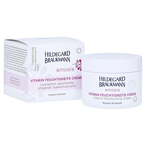 Hildegard Braukmann Emosie Vitamin Feuchtigkeits Creme, 1er Pack (1 x 50 ml)