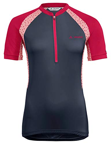 Vaude Damen Trikot Women's Advanced Tricot IV, Eclipse, 38, 41364