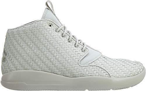 Nike Herren Jordan Eclipse Chukka Basketballschuhe, - Heller Knochen Golden Beige Schwarz - Größe: 42 EU