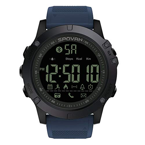 Smart Watch Nieuwste 2019 Tact - Military Grade Super Tough Waterproof merk: TONWIN, E1