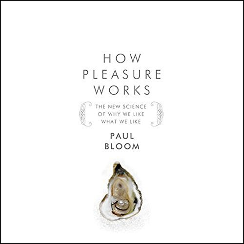 How Pleasure Works: audiobook cover art