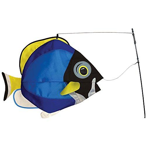 Premier Kites Swimming Fish - Powder Surgeon
