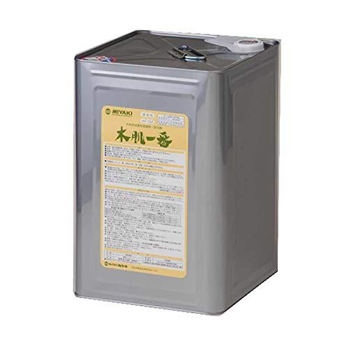 ミヤキ 木肌一番 [16L] 株式会社ミヤキ・浴室・風呂桶・椅子・保護・汚れ