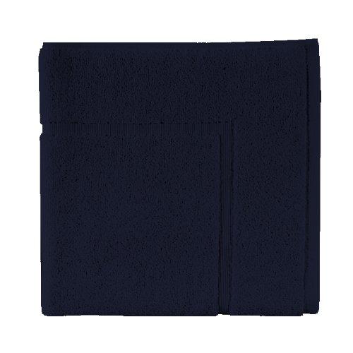 Essix Home Collection, Tapis Aqua, Tappeto, Blu Scuro, 60 x 120 cm