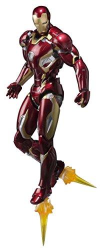 BANDAI The Avengers: Age of Ultron - Iron Man Mark 45 [SH Figuarts][Importación Japonesa]