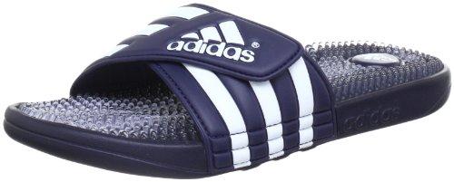 adidas Santiossage QD Herren Dusch & Badeschuhe, Blau, 40 2/3 EU