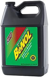 BeNOL Racing Castor Lubricant, 128 Ounce Gallon