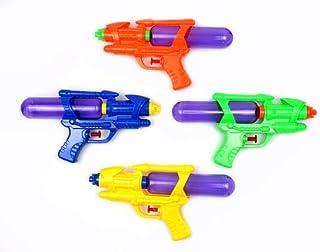 ウォーターガンアクアレーザー 4種色1セット 水鉄砲 水てっぽう 射程距離約4m