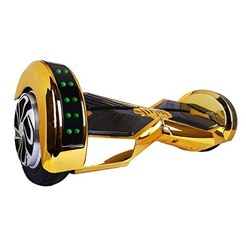 Buy Discount Hoverboard Gold Lamborgini Lambo Super Fast Safe Smart Two Wheel Self Balancing Electri...