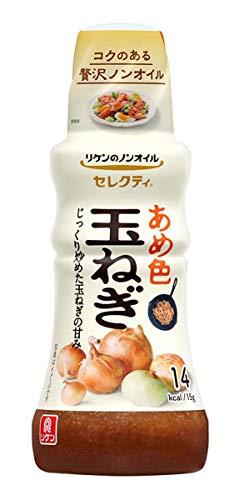 理研ビタミン リケンのノンオイル セレクティ あめ色玉ねぎ 350ml ×3個