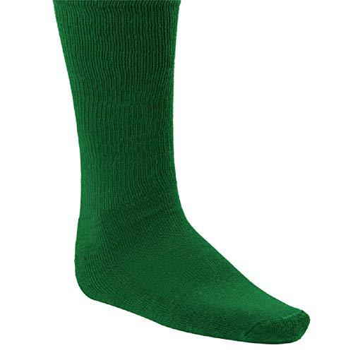 Champion Sports Rhino All Sport Athletic Socks, Kelly Green, Small (6.5-8.5)