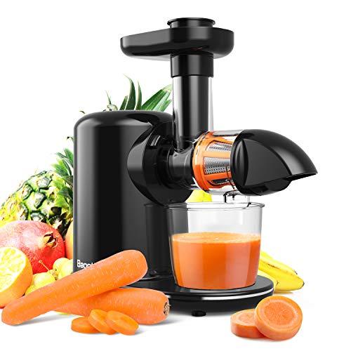 Juicer Machines, Bagotte Slow Masticating Juicer,...