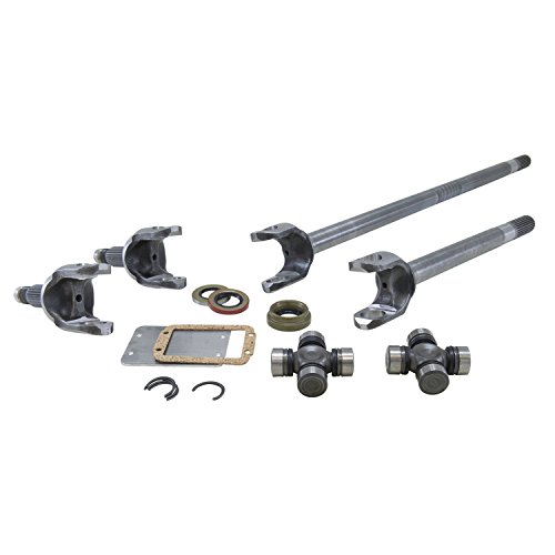 USA Standard Gear (ZA W24110) Replacement Axle Kit for Jeep 27-Spline Dana 30 Front Differential 4340 Chrome-Moly
