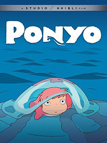 Ponyo (English Language)