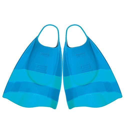 Hydro Tech 2 Surf Swimfins - Acid Yellow - M