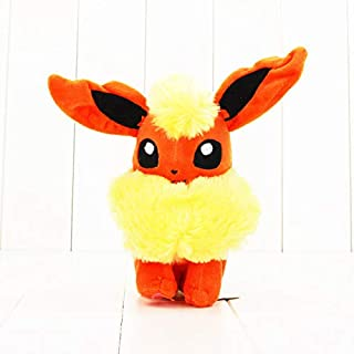 MANGMOC 22Cm Flareon Espeon Leafeon Glacia Cute Plush Dolls Hot Japanese Anime Figure Stuffed Doll Toy Holiday Must Haves Gift Bags The Favourite Comic Superhero Party Decorations Unboxing Toys