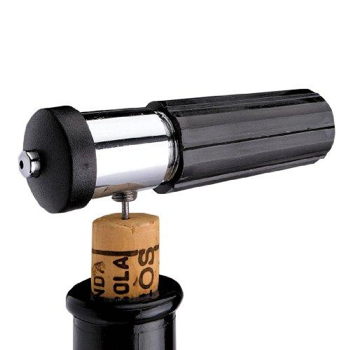 Cork Lift Automatic - Druckluftkorkenzieher/Luftdruckkorkenzieher inkl. Kapsel