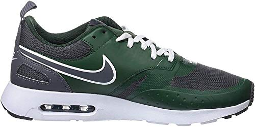Nike Herren Air Max Vision Sneakers, Mehrfarbig (Fir/Oil Grey/White/Dark Grey 300), 43 EU