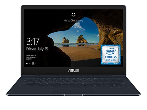 ASUS ノートパソコン ZenBook(Core i5-8250U/8GB・SSD 512GB/13.3インチ/WPS Office搭載)【日本正規代理店品】 UX331UAL-8250