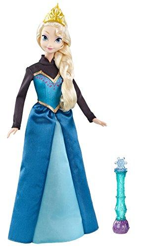 Disney Princesses - Y9964 - Poupée - Elsa Robe Enchantée