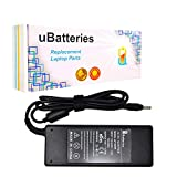 UBatteries Compatible 19V 4.74A 90W AC Adapter Charger Replacement for HP Compaq Part# 384021-001 393954-001 394224-001 394954-002 HP-OL091B