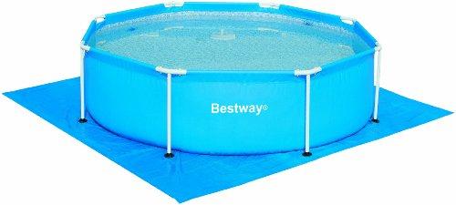 Bestway 0821808580002 Tapis de Sol 274 x 274 cm