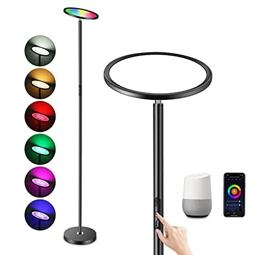Deckenleuchte -  Stehlampe, LED