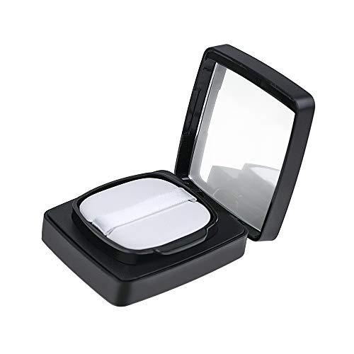 Topwon BB Cushion DIY Case Kit, Empty Foundation Make-up Powder Box, Puff and Inter Case Make Your Own Cushion (A)