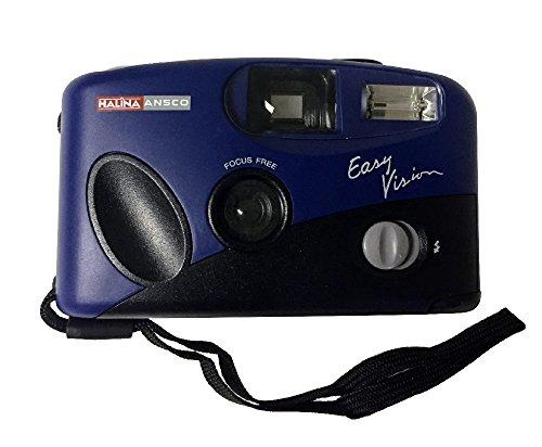Halina Ansco Pix Flash 35mm Film Camera Vintage Point & Shoot Focus Free (Pix Flash)