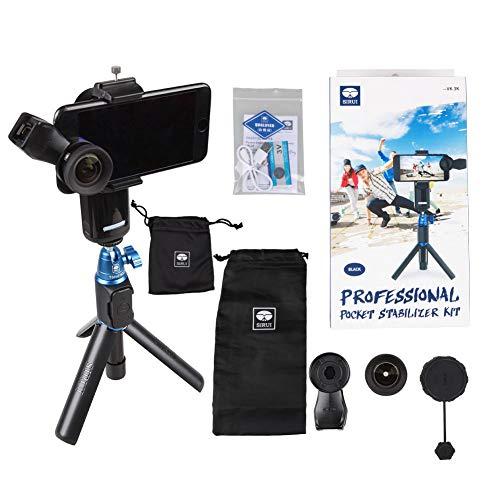 SIRUI VK-3K Pocket Stabilizer Professional Kit czarny do smartfonów
