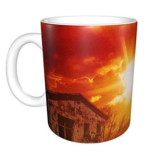 Resident Evil Teetasse, Kaffeebecher, bleifrei, personalisierte Geschenke für Frauen, Mutter, Lehrer, Schwester, Geburtstag, Weihnachten