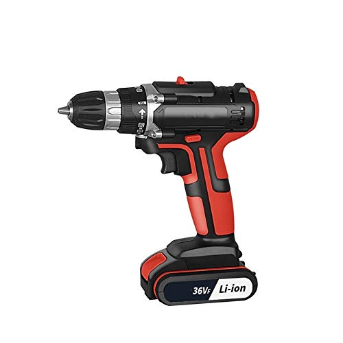 CPH20 36v Electric Drill Lithium Rechargeable Hand Drill Electric Screwdriver Repair Drilling Power Tools