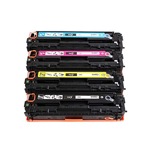 Cartuccia Di Inchiostro Toner CB540A Toner CM1312 CP1515 CP1518 Professionali Di Alta Qualità All-In-One Printer,2 set