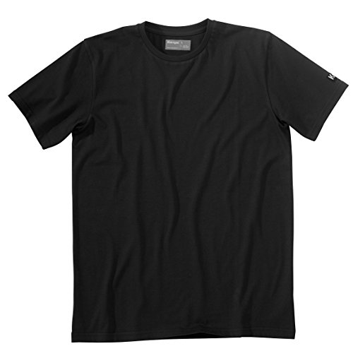 Kempa Team Tee-Shirt Homme, Noir, FR (Taille Fabricant : XXS/XS)