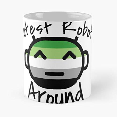 Aromantic Pride ARO Best 11 oz Kaffeebecher - Nespresso Tassen Kaffee Motive