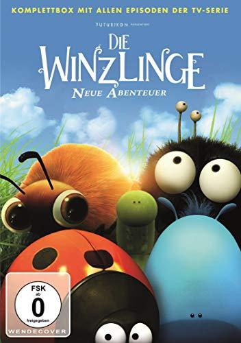 Die Winzlinge - Neue Abenteuer - Komplettbox [6 DVDs]