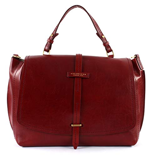 The Bridge Dalston Borsa a mano rosso